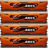 G.Skill F3-1333C9Q-16GAO Ares AO DDR3 RAM 16GB (4x4GB) Quad 1333Mhz CL9