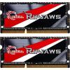 G.Skill F3-2133C11D-8GRSL Ripjaws RSL SO-DIMM DDR3 RAM G.Skill 8GB (2x4GB) Dual 2133Mhz CL11 1.35V