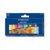 STAEDTLER Olajpasztell kréta készlet, STAEDTLER Noris Club, 16 különböző szín (TS241NC16)