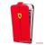 Ferrari iPhone 5C Flip tok,Piros