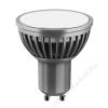 LED LED izzó, SMD, GU10-es foglalat, 240lm, 3W, 5000K, hideg fehér, ACME (ALED10)