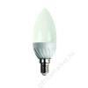 LED LED izzó, gyertya, E14-es foglalat, 245lm, 3W, 3000K, meleg fehér, ACME (ALED01)