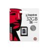Kingston Card MICRO SD Kingston 32GB Adapter nélkül CL4