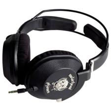Motörheadphönes MOTÖRHEADPHÖNES IronFist Headphone Black fülhallgató, fejhallgató