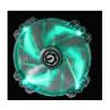 Bitfenix COOLER BITFENIX Spectre PRO LED Green 200mm (fehér)
