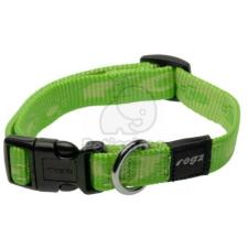 Rogz Alpinist Lime nyakörv S (HB21-G) nyakörv, póráz, hám kutyáknak