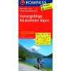 Kaisergebirge - Kitzbüheler Alpen kerékpártérkép - Kompass FK 3304