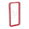 delight IPHONE 5/5s védőkeret átlátszó piros G-55404B