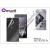 Made for Xperia MUVIT Sony Xperia Z1 (C6903) képernyő- és hátlapvédő fólia - Made for Xperia Muvit - 2 db/csomag - antifinger/antiglare