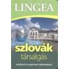 LINGEA SZLOVÁK TÁRSALGÁS /SZÓTÁRRAL ÉS NYELVTANI ÁTTEKINTÉSSEL