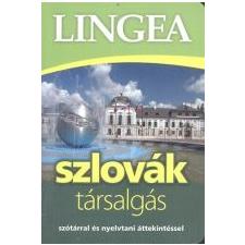 LINGEA SZLOVÁK TÁRSALGÁS /SZÓTÁRRAL ÉS NYELVTANI ÁTTEKINTÉSSEL ajándékkönyv
