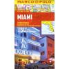 Miami vízhatlan várostérkép tömegközlekedéssel - Marco Polo