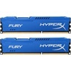 Kingston 16 GB DDR3 SDRAM 1600 MHz HyperX Fury CL10 Blue kit (2x8 GB)