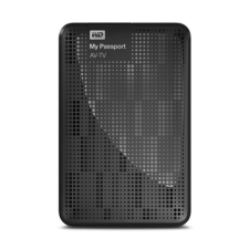 Western Digital My Passport AV-TV 1TB 5400RPM 16MB USB3.0 WDBHDK0010B merevlemez