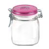 Bormioli Rocco 72490 Csatos üveg 750 ml pink