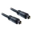 DELOCK Cable Toslink Standard male - male 2m (82888)