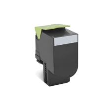 Lexmark TONER LEXMARK 702K BLACK 1000old for CS310 Ret. Prog. nyomtatópatron & toner