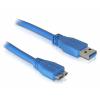 DELOCK Cable USB 3.0 A -> Micro USB 3.0 1m (82531)