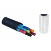 SCHNEIDER SCHNEIDER Slider Edge XB vegyes színek 8db   Eldobható golyóstollak