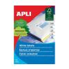 APLI APLI uni. 105x57mm 5000db/cs | Általános etikettek