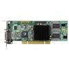 Matrox Millennium G550 32MB DDR DualHead VGA PCI LP bulk