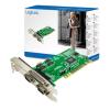 LogiLink PCI Multi I/O vezérlő kártya,2 soros port + 1 párhuzamos port