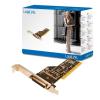 LogiLink PCI Multi I/O vezérlő kártya,1 párhuzamos port