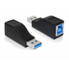 DELOCK Adapter USB 3.0-A male > USB 3.0-B female