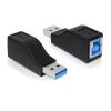 DELOCK Adapter USB 3.0-A male > USB 3.0-B female
