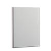 PANTA PLAST Gyűrűs dosszié, panorámás, 4 gyűrű, 70 mm, A4, PP/karton, PANTA PLAST, fehér