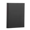 PANTA PLAST Gyűrűs dosszié, panorámás, 4 gyűrű, 55 mm, A4, PP/karton, PANTA PLAST, fekete