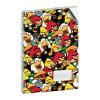 AngryBirds Spirálfüzet  A4  70 lap FRANCIAKOCKÁS  Angry Birds Umka Pak borítós