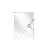 Leitz Rendszerező mappa -45800001- Bebop (PP) A4 FEHÉR LEITZ <5db/dob>