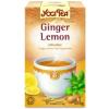 Yogi bio citromos gyömbér tea 17 db