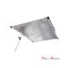 Phottix full-frame reflektor kit 1,5m fehér, ezüst,fehér diffúz