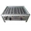Gáz-Grill BGT 2 égős asztali grillező készülék, PB-gáz üzemű