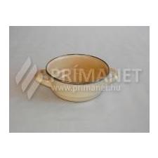 EMA-LION Bonyhádi Zománcáru Bonyhádi zománcozott fülestál körperemes 16 cm konyhai eszköz