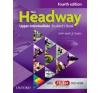 Oxford University Press New Headway Upper-Intermediate 4th Edition Student's Book + Itutor DVD Pack nyelvkönyv, szótár
