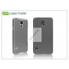 CASE-MATE Samsung SM-G900 Galaxy S5 hátlap - Case-Mate Barely There - silver