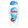 Baba Kakaóvaj Kényeztető Kényeztető tusfürdő 400 ml