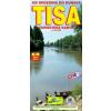 Tisza (Szeged - Titel) turistatérkép - Merkur-SV