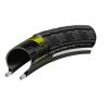 Continental gumiabroncs kerékpárhoz 28-622 TopContact II 700x28C fekete/fekete, Skin hajtogathatós reflektoros kerékpár külső gumi