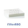 MANN FILTER CU1827 pollenszűrő