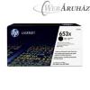 Hewlett Packard HP CF320X [Bk] #No.653X toner (eredeti, új)