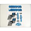 SIMSON MATRICA KLT. S50B KÉK / SIMSON - 50