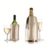 Vacu Vin bor és pezsgőhűtő mandzsetta szett Platinum