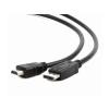 Gembird cable DISPLAYPORT (M) -> HDMI (M) 1.8m