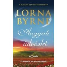 Lorna Byrne Angyali üdvözlet regény