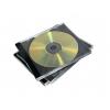 FELLOWES CD-tok, normál, 2 lemez, FELLOWES, fekete