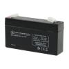 HQ Zselés akkumulátor 6V 1.2Ah / bat-lead-01